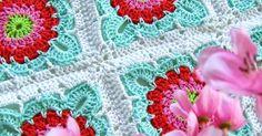 Een hele leuke Granny Square om te haken. Het oorspronkelijke patroon komt van garnstudio.com. Voor de liefhebbers hier het patroon met...