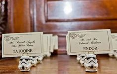 23 Chic And Awesome Star Wars Themed Wedding Ideas | Weddingomania