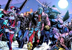 Which Suicide Squad Member Would Be Your Perfect Date?
