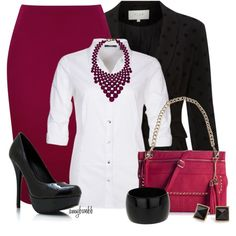 """Job Interview Ready - $228"" by amybwebb on Polyvore"
