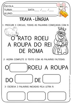 Rato Portuguese Lessons, Learn Portuguese, Supernanny, Cutting Practice, Funny Jokes To Tell, Jokes In Hindi, Movie Lines, Public School, Preschool Activities