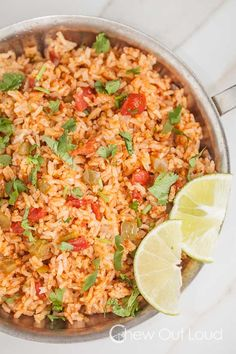 Best Easy Mexican Rice Best Easy Mexican Rice – Chew Out Loud Related posts: Easy Mexican rice recipe that's the perfect side dish to your barbecue. This res… Easy and Delicious Mexican Rice Bowl Recipe Easy Mexican Rice Skillet Easy Mexican Rice Recipe Mexican Rice Recipes, Rice Recipes For Dinner, Mexican Dishes, Side Dish Recipes, Easy Mexican Rice, Cuban Rice, Mexican Cookbook, Rice Krispies, Cooking Recipes