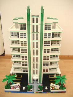 LEGO Miami Beach Hotel