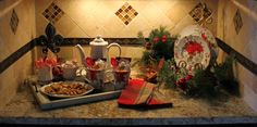 Southern Seazons: Hot chocolate station