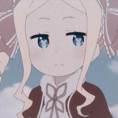 anime   re zero   beatrice re zero   icons   anime icons   re zero icons   re zero season 2 part 2 icons   beatrice re zero icons Beatrice Re Zero, Season 2, Icons, Kara, Anime, Symbols, Cartoon Movies, Anime Music, Ikon