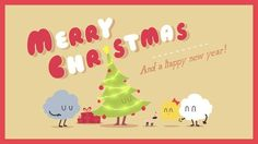 Merry Christmas and a cloudy new year to all of you!