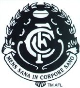 Carlton Football Club Logo #1