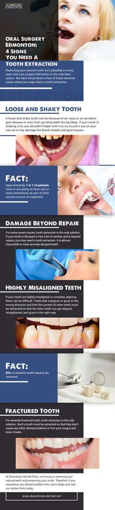 Restoring your natural tooth isn't possible in every case and oral surgery Edmonton is the only best option. Therefore, if you experience any dental problem, visit our dental clinic today.
