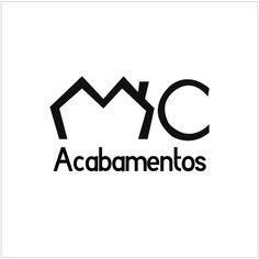 Criação de logotipo para MC Acabamentos