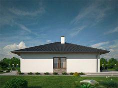 pohled domu Lucie 26 Design Case, Gazebo, Outdoor Structures, House, Bonito, Houses, Kiosk, Home, Pavilion