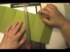 gate card, fold gate, fold card, stampin up gate fold