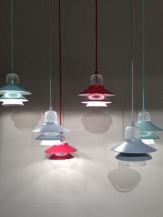 Ikono lamps by Simon Legald for Normann Copenhagen.