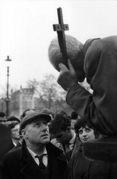 Sergio Larrain, London (Hyde Park Speakers Corner)