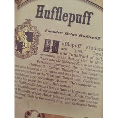 #Hufflepuff ❤ liked on Polyvore featuring harry potter, backgrounds, hufflepuff and pics