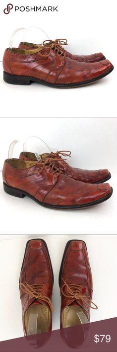 Los Altos Men/'s Genuine Full Deer Skin Dress Shoes Casual Slip On Loafer EE