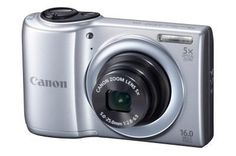 Canon Powershot A810 Digital Camera - Silver