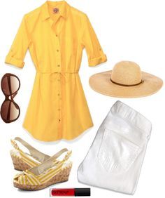 """spring fever"" by nicki-rae on Polyvore"