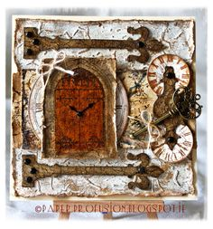 Paper Profusion: Entering Time