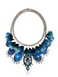 Bijoux De Famille - Blue Neptune Necklace