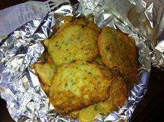 Coal region potato pancakes...unreal.