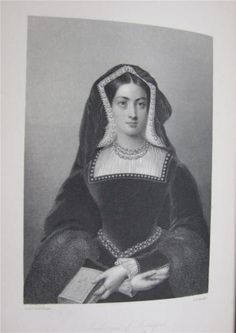 Queens-of-Great-Britain-1865-28-Engraved-Portraits-amp-Biographies