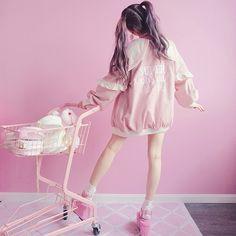 Kawaii fashion ~☆彡 Fairy Kei ☆彡 Decora ~ Kawaii style ~ j fashion ~ harajuku fashion ~ gyaru ~ fairy kei ~ lolita fashion ~ gothic lolita ~ pastel goth ~ japanese fashion ~ pop kei ~ sweet lolita Harajuku Fashion, Kawaii Fashion, Lolita Fashion, Cute Fashion, Fashion Outfits, Pastel Outfit, Japanese Fashion, Asian Fashion, Moda Lolita