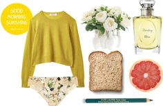 """""""Sunshine"""" by camiladerrico on Polyvore"""
