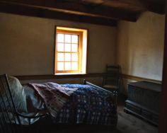 Bed Chamber, Daniel Boone Homestead