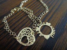 Pulseiras delicadas, folheadas a ouro #ilove #atelie #acessorios