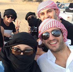 Desert Safari Selfie  #desert #safari #dubai