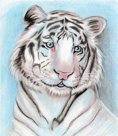 Dibujo realizado por claudia Cerezo Técnica: lápices de colores Año 2010