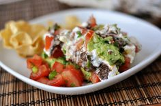 The Ultimate 7-Layer Dip Recipe on Yummly