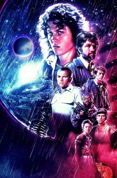 Alien by Blake Armstrong - Home of the Alternative Movie Poster -AMP- Alien Movie Poster, Alien Film, Aliens Movie, Fantasy Movies, Sci Fi Movies, Horror Movies, Cult Movies, Alien 1979, Arte Alien
