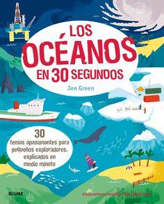 Descubre asombrosos ecosistemas y hábitats marinos junto con las criaturas que los habitan, aprende cómo las olas marinas, el viento y el clima modelan la superficie de la Tierra y explora las aguas marinas desde la superficie iluminada por el sol hasta los profundos abismos oceánicos.