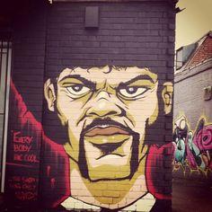 Graffiti - Pulp Fiction