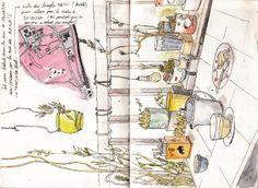 Japan Sketchbook | Tokyo 03 | Juliette Delpech