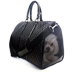 Petote JL Duffel Pet Carrier >>> Additional details at the pin image, click it  : Products for dogs