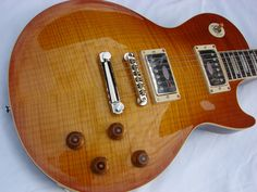 Tokai Love Rock LS540 AAAA Maple Top