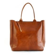 Heirloom Carryall-Cognac