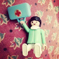 #playmobil #playmos #nurse