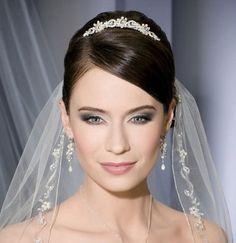Brilliant  Bel Aire Bridal  Comb 6195- ~FashionForward bridal and wedding accessories.