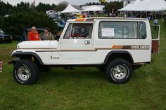 1984 Jeep Overlander Australian Export With Right Hand Drive Jeep Xj, Jeep Truck, Military Jeep, Military Vehicles, Jeep Unlimited, Jeep Scrambler, White Jeep, Jeep Commander, Jeep Patriot