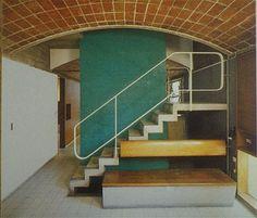 Maison Jaoul, Le Corbusier