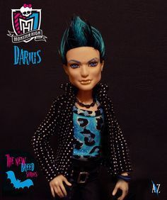 Monster High: Chaos New Breed Series - Google Search