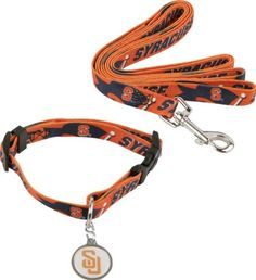 Hunter Syracuse University Pet Combo Set Collar Lead ID Tag Medium >>> You can get additional details at the image link. Note: It's an affiliate link to Amazon.
