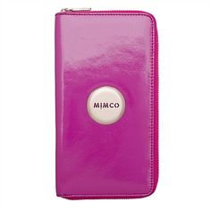 Mimco Travel Wallet  love this colour