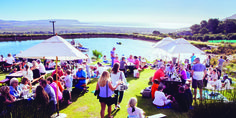 Join the locals at Cape Point Vineyards' famous Noordhoek Community Market on Thursdays from 16:30 to 20:30