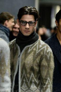 Giorgio Armani Fashion Details
