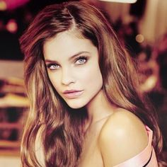 Brown Hair Color For Cool Skin Tones And Blue Eyes