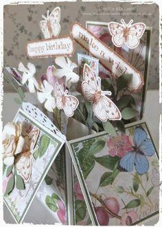 Live The Dream Jennie Atkinson Graphic 45 Botanical Tea